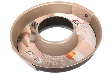 Форма Саварин Savarin mould TVS Dolce Idea 24 cm TimA этикетка