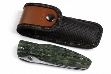 Высококачественный складной нож MC-0184 Mcusta, Япония