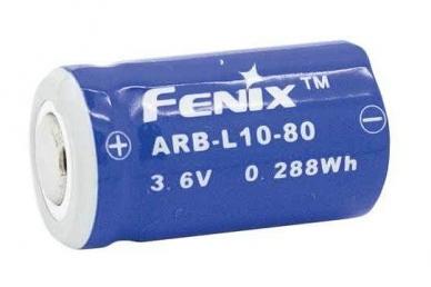 Аккумулятор 10180 Li-ion ARB-L10-80 Fenix