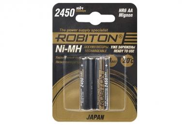 Надежный аккумулятор HR-3UTGX Robiton
