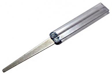 Алмазная пазовая точилка DMT Diafold Coarse #325, США