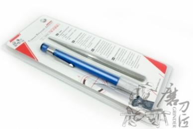 Алмазный двухсторонний мусат Taidea Diamond Retractable Sharpener T0905D