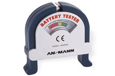 Тестер для батареек Battery tester 4000001, Ansmann