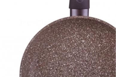 Качественная сковорода TVS ART GRANIT 18 см