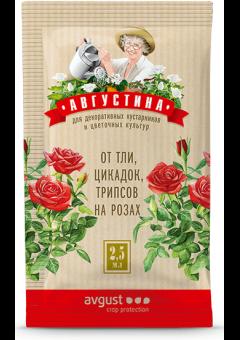 Августина от тли, белокрылки, трипсов и цикадок.