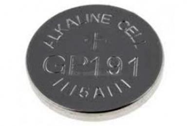Батарейка часовая Alkaline cell 191F-2C10 AG8 (1 шт.), GP Batteries