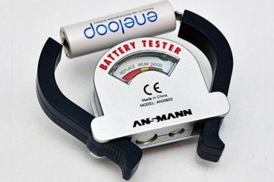 Battery tester 4000001, Ansmann