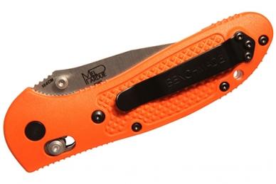 Нож Benchmade Griptilian 551 Orange