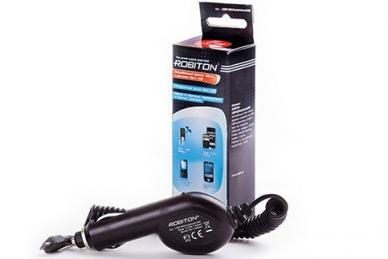 Блок питания автомобильный USB1000/Auto/microUSB, Robiton