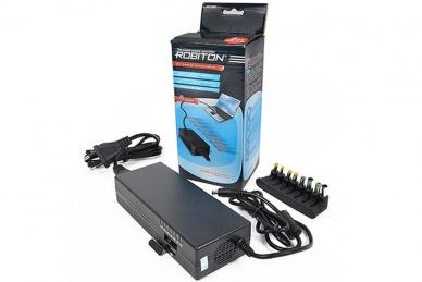 Блок питания для ноутбуков NB120W, Robiton