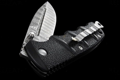Нож складной Automat Kalashnikov AK-74 Damast Böker Plus