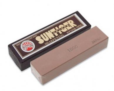 Камень финишный для заточки ножей #1000 Matsunaga Sun Tiger Deluxe SWP-010