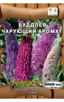 """Буддлея """"Чарующий аромат"""", семена"""