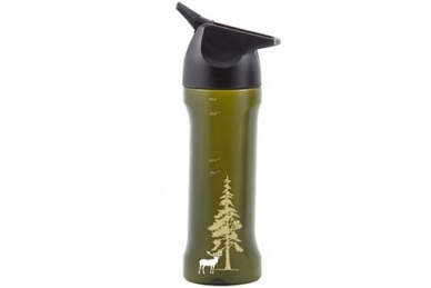 Бутылка MyBottle Purifier Green Splash Katadyn