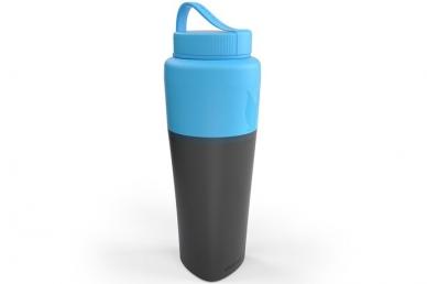 Бутылка Pack-up-Bottle (голубая) Light my Fire