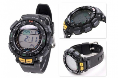 Водонепроницаемые часы Casio PRO TREK PRG-240-1E