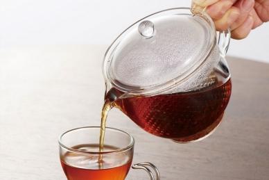Ударопрочный заварочный чайник 0.73 л (золотой) Akebono