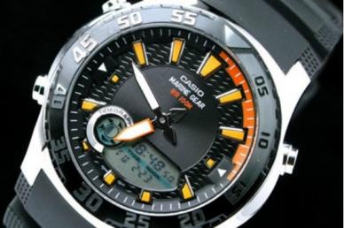 Часы Casio OUTGEAR AMW-710-1A в корпусе из стали