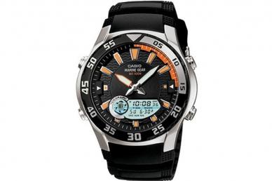 Часы наручные Casio OUTGEAR AMW-710-1A в корпусе из стали
