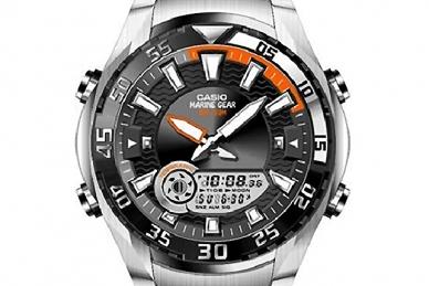 Часы Casio OUTGEAR AMW-710D-1A