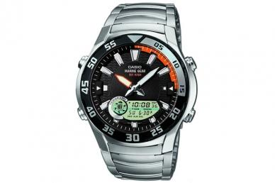 Часы наручные Casio OUTGEAR AMW-710D-1A из нержавеющей стали