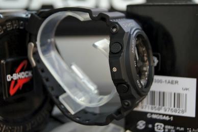 Часы Casio G-Shock GA-300-1A противоударные