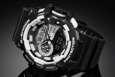 Часы Casio G-Shock GA-400-1A противоударные