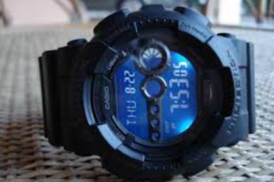 Часы Casio G-Shock GD-100-1В