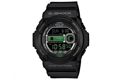 Часы Casio G-Shock GLX-150CI-1E противоударные и водонепроницаемые