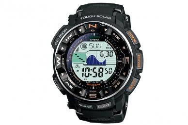 Часы Casio PRO TREK PRW-2500-1E электронные