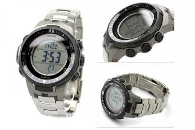 Часы мужские Casio PRO TREK PRW-3000T-7E