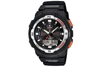 Часы Casio OUTGEAR SGW-500H-1BV