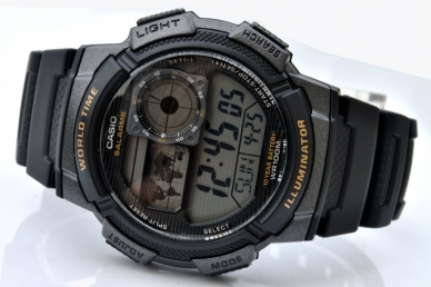 Часы Casio Collection AE-1000W-1A
