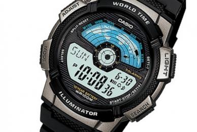 Часы Casio Collection AE-1100W-1A