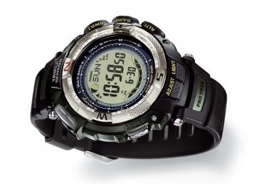 Casio PRO TREK PRW-1500-1V электронные часы