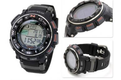 Часы мужские Casio PRO TREK PRW-2500-1E