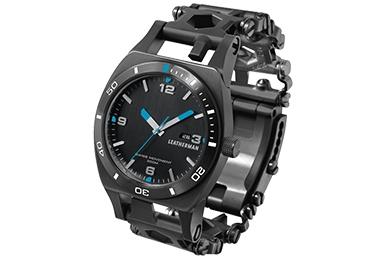 Часы Tread Tempo Black Leatherman