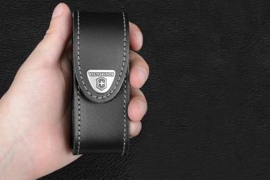 Прочный чехол Leather для ножа 100x35 мм Victorinox