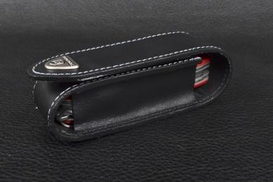 Стильный чехол Leather для ножа 140x40 мм Victorinox