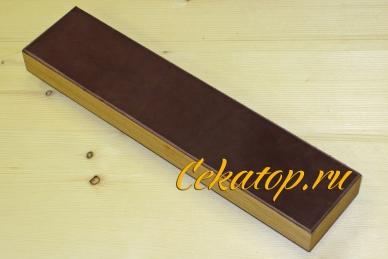 Доска для финишной правки ножей 310*70*22 мм, Россия