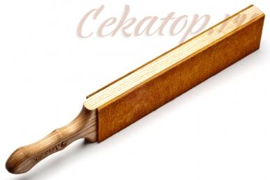 Доска для финишной правки ножей 430*70*28 мм производства Лебежь, Россия