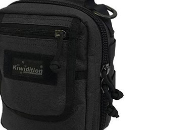 EDC-сумка Kiwidition Rata City (Black)