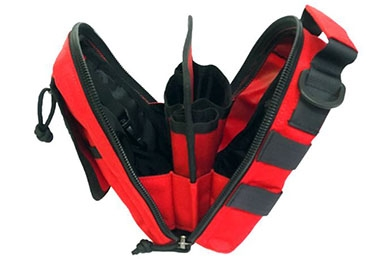 EDC-сумка Rata City (RC красно-черный) Kiwidition