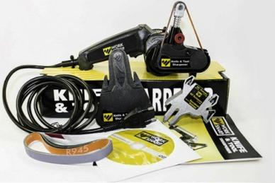 Электрический станок Knife & Tool Sharpener Work Sharp