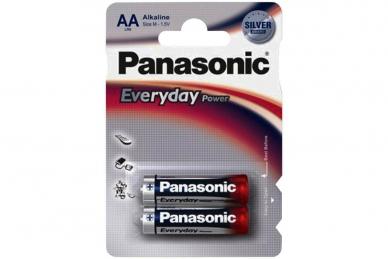 Батарейки Everyday Power AA (2 шт.) Panasonic