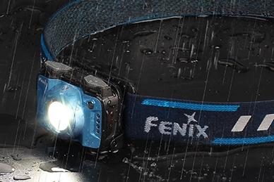 Фонарь налобный HL12R Fenix