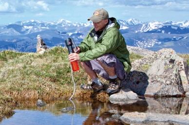Фильтр для воды Vario Katadyn, Швейцария