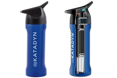 Фильтр MyBottle Purifier Blue Splash Katadyn