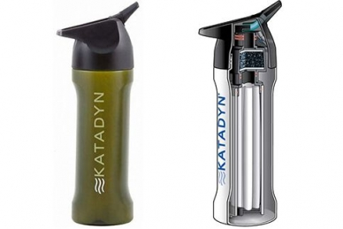 Фильтр MyBottle Purifier Green Splash Katadyn