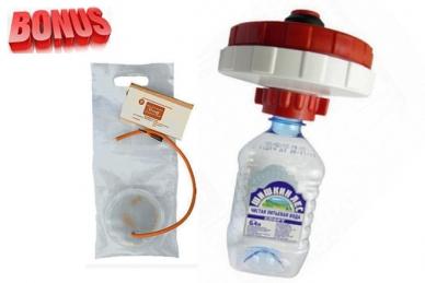 Фильтр для очистки воды «Мечта» и фильтр для обеззараживания воды «Турист-2М»